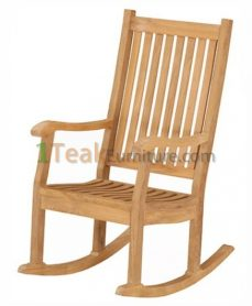 Teak Dona Rocking Chair