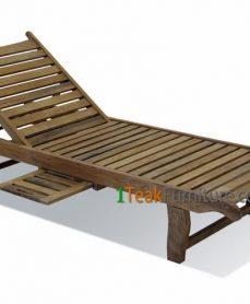 Muebles Teca Lounger