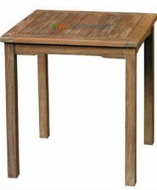Teak Square Dining Table 70 x 70