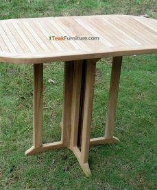 Teak Modiv Butterfly Table