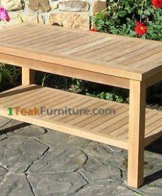 Rectangular Tundan Table