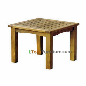 Square Small Table