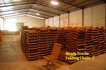 Teak Folding Chair Stocks