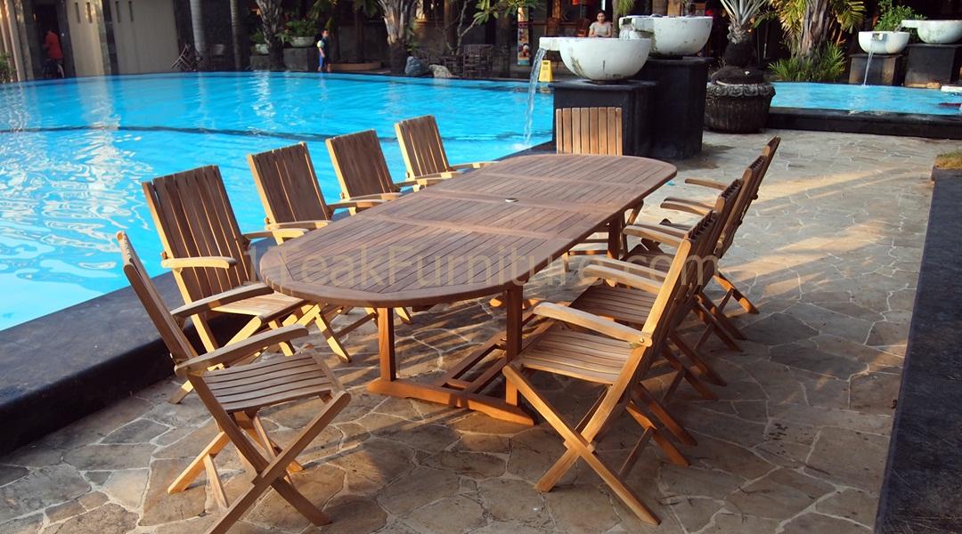 patio teak furniture wholesale