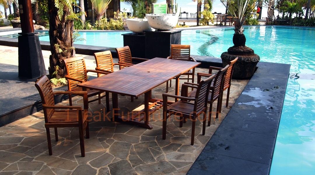outdoor teak furniture indonesia